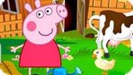 Игра Свинка Пеппа: ферма