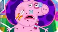 Игра Лечить Свинку Пеппу
