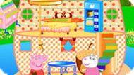 Игра Свинка Пеппа: дом Пеппы