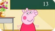 Игра Свинка Пеппа: школа