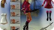 Игра Девушка пиратка
