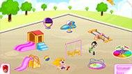 Игра Детская игровая площадка