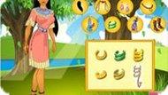 Игра Принцесса Покахонтас