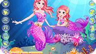 Игра Дочь русалки