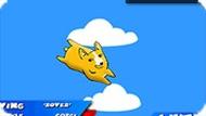 Игра Прыгающий щенок