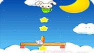 Игра Кролик собирает морковку