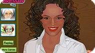 Игра Рианна: макияж