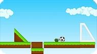 Игра Мяч в воротах