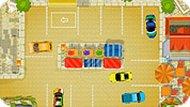 Игра Удачная парковка