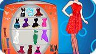Игра Платье сальса