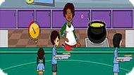 Игра Школьная столовая