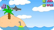 Игра Голодная акула