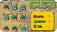 Игра Черепашки ниндзя против черепашек ниндзя