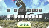 Игра Названия динозавров