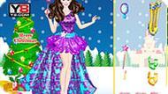 Игра Принцесса рождества