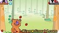 Медведь и фрукты