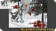 Дед мороз пришелец