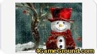 Делаем снеговика