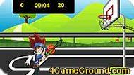 Аниме баскетбол