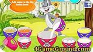 Кролик повар