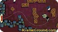 Игра Охранник-грабитель