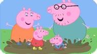 Игра Семья Свинки Пеппы