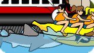 Игра Акула 6: в Майями