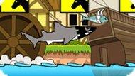 Игра Акулы 3: Акула ест людей