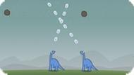 Игра Бой Динозавров стрелялка