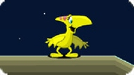 Игра Летающий Динозавр 4: для детей