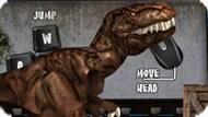 Игра Динозавр Рекс в Нью-Йорке