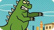 Игра Динозавр Монстр