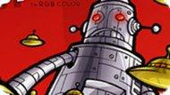 Игра Гигантский Робот