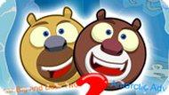 Игра Колобки-медведи 2