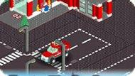 Игра Лего Сити пожарные