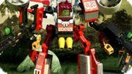 Игра Лего Роботы В Джунглях