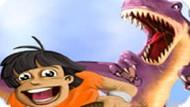 Игра Парковка динозавра