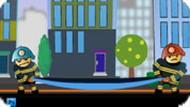 Игра Пожарный город