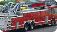 Игра Пожарный грузовик пазл