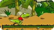 Игра Раптор — Супер Динозавр