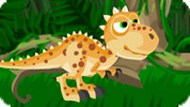 Игра Развивающая Динозавр