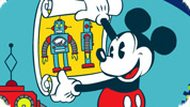 Игра Робот Микки Мауса