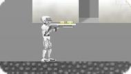 Игра Робот С Оружием