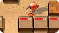 Игра Роботы Бомберы
