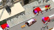 Игра Симулятор пожарного: спасение людей