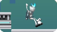 Игра Синий Робот