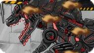 Игра ТиРекс: Ремонт Робота-Динозавра
