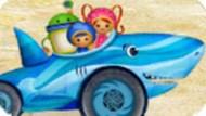Игра Умизуми: гонки на акуле