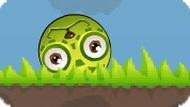 Игра Зеленый Колобок