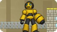 Игра Желтый Робот